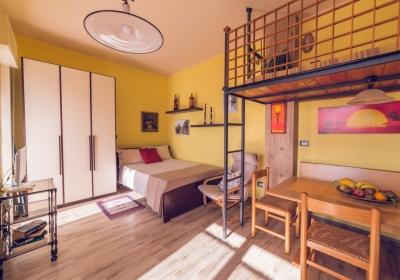 Casa Vacanze Appartamento Monolocale Spazioso E Luminoso